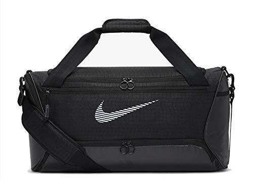 Nike Brasilia Unisex-Erwachsene Einheitsgröße schwarz/reflektierend