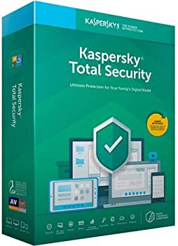 Kaspersky Total Security 2019 - 3 Devices / 1 Year (Key Card)