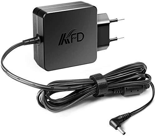 """KFD 5V 4A Ladegerät Netzkabel Netzteil für Lenovo Miix 310-10ICR 80XF 80SG 325-10icr 320 310 300 325 ADS-25SGP-06 05020E GX20K74302 300-10IBY 80NR 320-10ICR Miix 300 11.6"""" IdeaPad 100S 80R2 Notebook"""