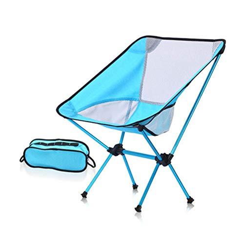 F.L.S Silla De Camping Plegable Silla Silla Silla Lavable Luna Adulto Tumbona Lazy Lounge Sillón Inicio Tumbona