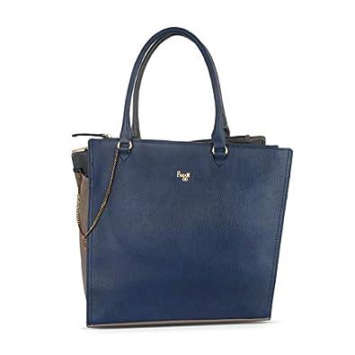 Baggit Spring/Summer '20 Women Tote Blue Handbag
