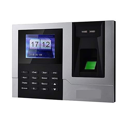 SHAOXI Zeiterfassungssystem mit Biometrische Fingerabdruck-Anwesenheits-Uhr-Recorder der Identifikation der Mitarbeiter: EIN elektronisches Gerät Verwaltungssoftware