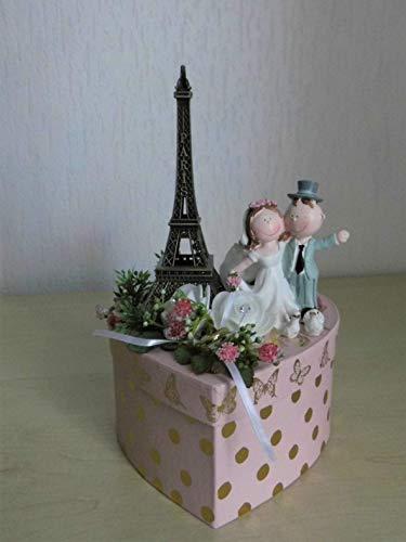 Geldgeschenk Hochzeit Geschenk Eiffelturm Paris