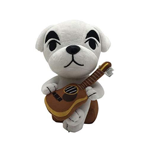 Animal Crossing Peluches Juguetes Lindos Muñecos De Peluche Suaves Amantes De La Historieta para La Colección 20cm/E