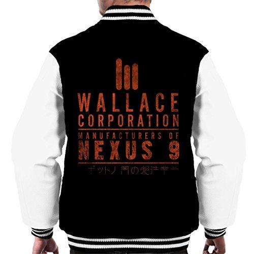 Cloud City 7 Blade Runner 2049 Wallace Corp Men's Varsity Jacket