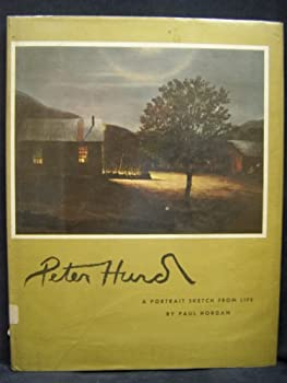 Peter Hurd : A Portrait Sketch from Life 0292733267 Book Cover