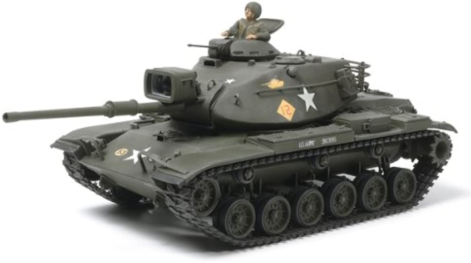 Scale Limited Series 1 35 US Army M60A1 tanks 25 166