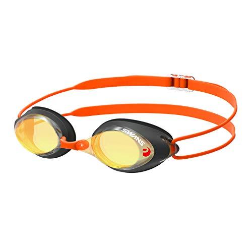 SWANS Unisex SRX-M Brille, Smoke Orange, Unique