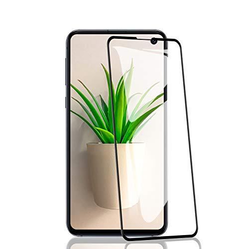 RIIMUHIR 2 Pezzi Vetro temperato per Samsung Galaxy S10e, durezza 9H, Senza Bolle, Anti-Impronta Digitale, HD Trasparente, Alta sensibilità