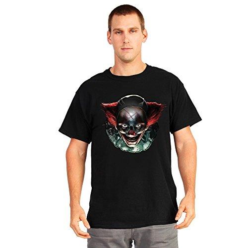 Morph Costume Co Digital Dudz Digitale t-Shirt Freaky Clown XLarge
