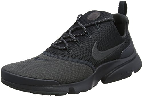 Nike Presto Fly Se, Scarpe da ginnastica Uomo, Grigio (Anthracite/Anthracite/Anthraci), 40.5 EU
