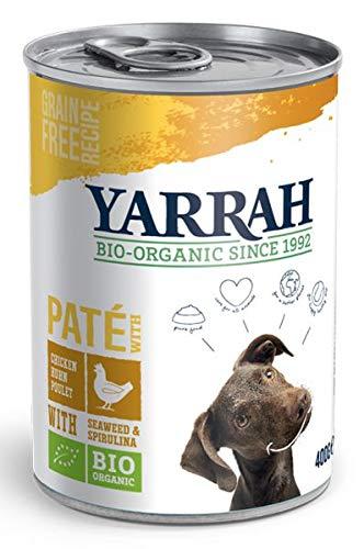 400 GR Yarrah dog blik pate met kip hondenvoer