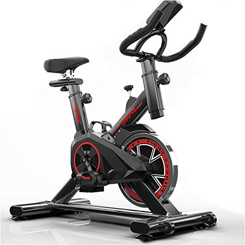 Fitness Cardio Home Cycling, Excersize Bike for Home Use, Aerobic Indoor Training Exercise Bike, Spinning Bike, Peloton Bike, 6kg Flywheel, with Pulse Monitor