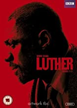 Luther (Series 1-3) - 6-DVD Box Set ( Luther - Series One, Two & Three ) [ NON-USA FORMAT, PAL, Reg.2.4 Import - United Kingdom ]