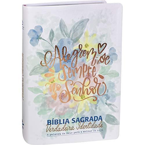 Bíblia Sagrada Verdadeira Identidade - Capa couro sintético: Nova Almeida Atualizada (NAA)