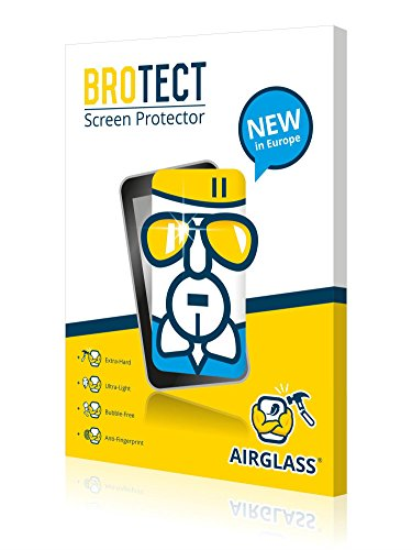 BROTECT AirGlass Glass Screen Protector for Cowon Plenue D, Extra-Hard, Ultra-Light, Screen Guard