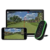 tittle X Home Golf Simulator 2021 E6 Connect Edition - Indoor Real Golf Game Experience with Smart Micro Sensor Swing Analyzer (Compatible with iOS and PC) (Basic Package)