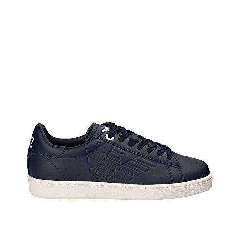 Emporio Armani Scarpe Sneakers Uomo Blu 248028-CC299-0693512