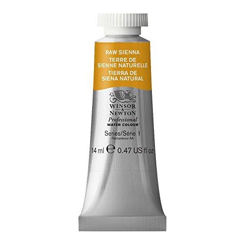 Winsor & Newton Professional Water Colour Paint, 14ml tube, Raw Sienna