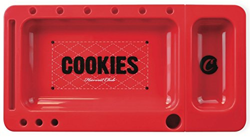 Cookies SF Custom Rolling Tray 2.0 (Red)