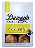 Deweys Moravian Meyer Lemon Cookie Thin - 9 oz (Pack of 1)