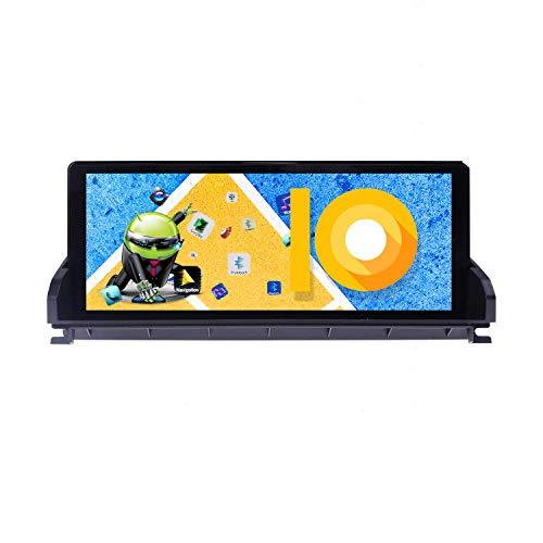 ZWNAV Schermo verticale da 10.25 pollici Android 10.0 4G RAM 64G ROM One Din Auto Stereo Navi Bluetooth Navigazione GPS per BMW Z4 E89 2009-2018 Unità principale Wifi Carplay