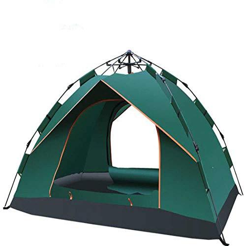 NNBETTY 2-4 Personen Ultraleicht Camping Winddichtes Zelt Im Freien automatisches ZeltzeltCampingzelte