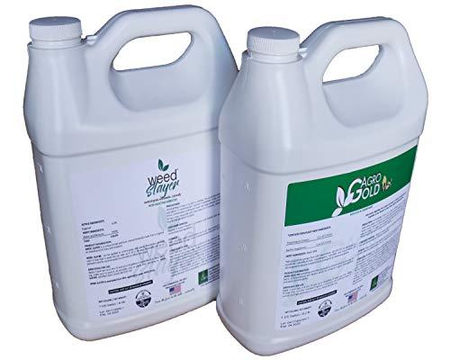 Weed Slayer Organic Herbicide 2 Gallon Natural Weed Control