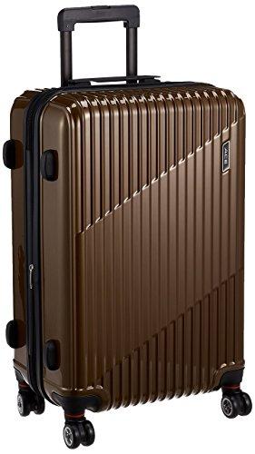 [エース] スーツケース クレスタ エキスパンド機能付 70L(拡張時) 61cm 4.3kg 61 cm ブラウン