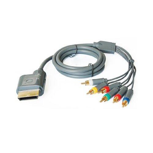SODIAL(TM) Cavo component alta definizione HD AV TV LCD per Xbox 360