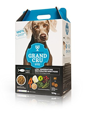 CaniSource Dog Food Grain Free Fish Formulation, 10Kg (Packaging May Vary)