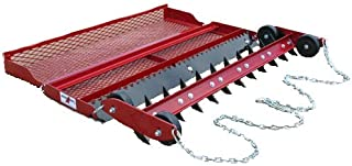 Drag King Deluxe with Optional Scarifier Infield Drag