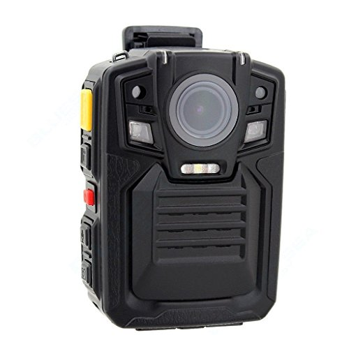 PowMax WW-16 Night Vision Wearable DVR Mini Body Camera 1080P...