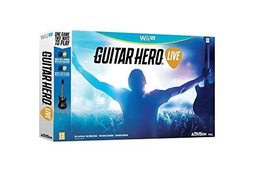 Activision Guitar Hero Live - Juego (Wii U, Multi, Guitarra)