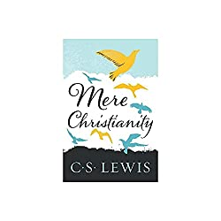 Book cover: Mere Christianity by C. S. Lewis
