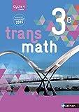 Transmath 3e - Format compact - Nouveau programme 2016 - Nathan - 09/08/2016