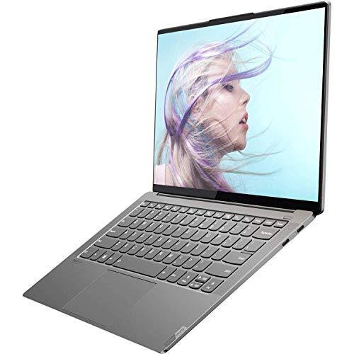 Lenovo Ideapad S940 Laptop, 14' UHD 4K IPS Display, Intel Core i7-8565U Quad-Core Processor up to 4.6GHz, 8GB RAM, 256GB PCIe NVMe SSD, USB-C, Backlit Keyboard, Windows 10 Home, Iron Gray (Renewed)
