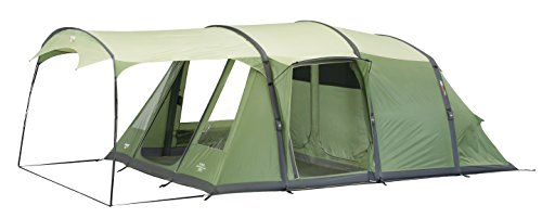 Vango Airbeam Odyssey Air, Tende Unisex-Adulto, Epsom Green, 500SC