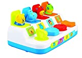 Webby Bop and Pop Up Animals, Multi Color