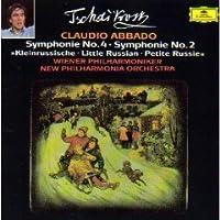 Tchaikovsky: Symphonie Nos 2 & 4 (Kleinrussische/Little Russian/Petite Russie)