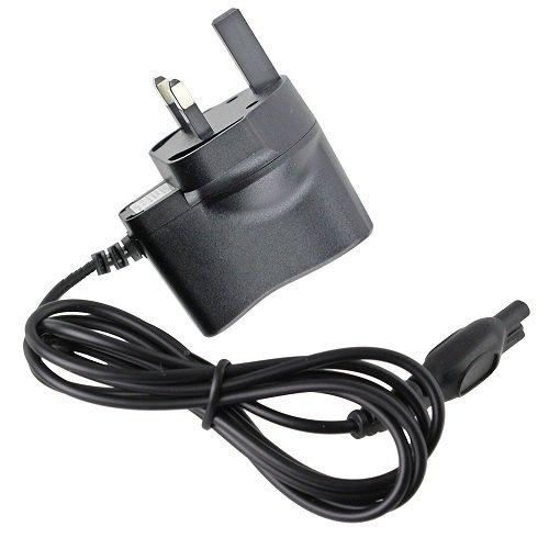 reliapart UK 3 Pin Cargador Cable Lead enchufe para afeitadora ...