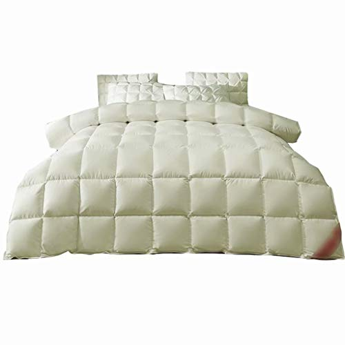 Buy fscz Arctic Velvet Duvet White Duck Down Winter Thickened Warm Quilt Core Single Bed On The Extra Thick Winter 200 200230Cm (2.7Kg)