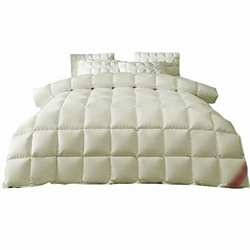 Buy fscz Arctic Velvet Duvet White Duck Down Winter Thickened Warm Quilt Core Single Bed On The Extr...