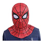 YAX Masque Film Avengers 3 Infinity War Iron Spider Man Masques Spider-Man Latex...