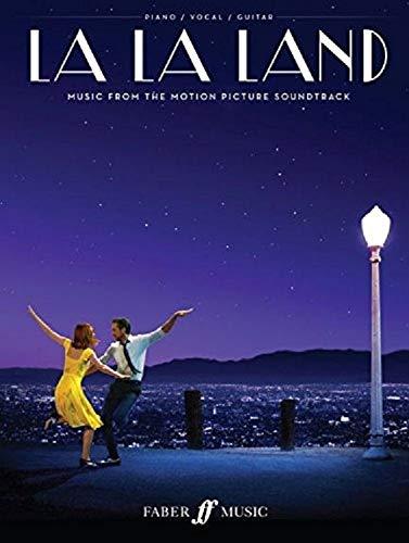 LA LA LAND–Partituras para piano de las canciones más famosas de la banda sonora de este gran éxito del cine, también incluye los acordes para la voz y guitarra.