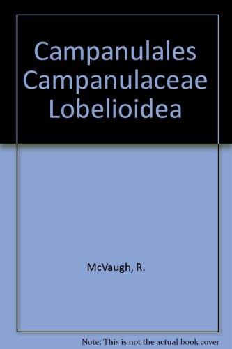 Campanulales Campanulaceae Lobelioidea