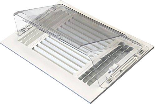 Deflector de aire magnético ajustable de Accord apswdf para rejillas de pared y techo