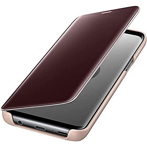 Samsung Clear View para Samsung Galaxy S9+ color dorado