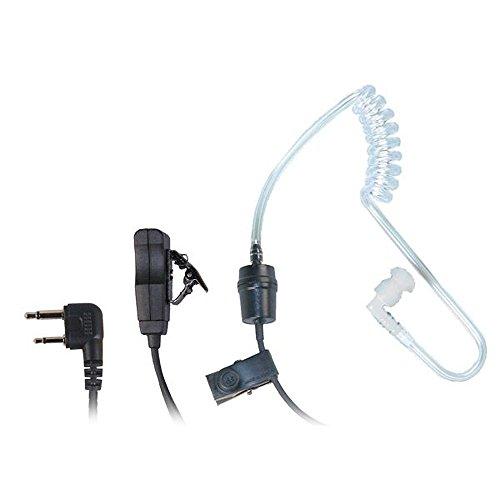 Albrecht 41999 Akustische Röhre und 2-polige Mikrofonkopfhörer AE 31 CL2 Code