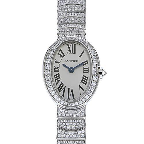 カルティエ Cartier ベニュワール ミニベニュワール HPI00327 シルバー文字盤 腕時計 レディース (W138015) [並行輸入品]